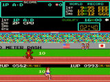Track and Field game