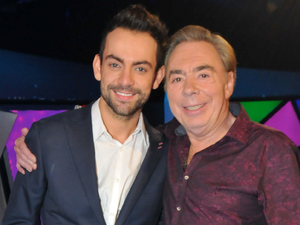 Ben Forster and Andrew Lloyd Webber - Superstar