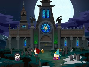 'South Park: The Stick of Truth' screenshot