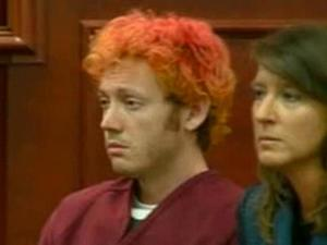 James Holmes, alleged Colorado gunman