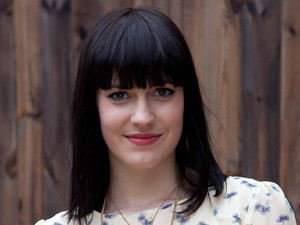 Amy Downham as Jen Gilmore on Hollyoaks