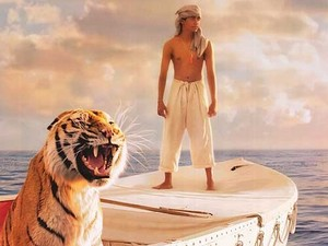 Poster for the movie &#39;Life of Pi&#39;