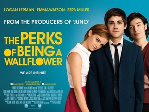 &#39;The Perks Of Being A Wallflower&#39; poster