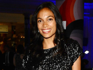 Rosario Dawson, Sports For Peace Gala