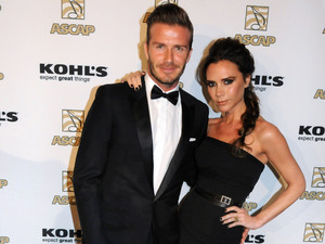 David Beckham and Victoria Beckham 20th Annual ASCAP Latin Music Awards