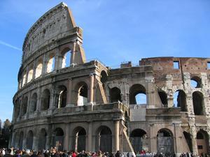 Rome Coliseum - general view