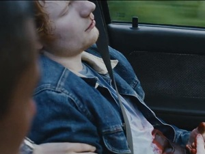 Ed Sheeran in Devlin's 'Watchtower' music video.