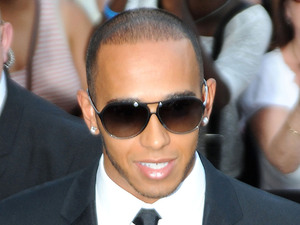 Lewis Hamilton at the Sports for Peace - Honouring and celebrating Muhammed Ali held at the V&A museum London