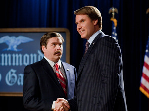 The Campaign, Zach Galifianakis, Will