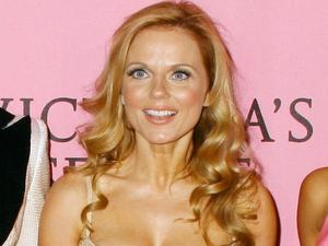Miss Mode: Geri Halliwell at Victoria's Secret show in 2007