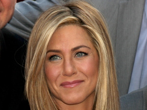 Jennifer Aniston is honoured with a Star on the Hollywood Walk of Fame on Hollywood Blvd in Los Angeles, California - 22.02.12