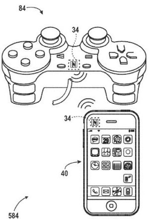 Apple patents video game controller