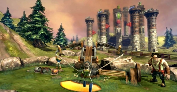 'Wreckateer' screenshot
