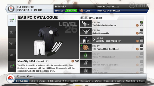 EA Sports Football Club