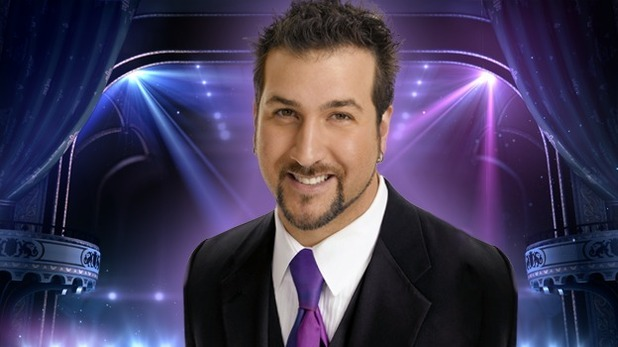 Dancing with the Stars 2012: Joey Fatone