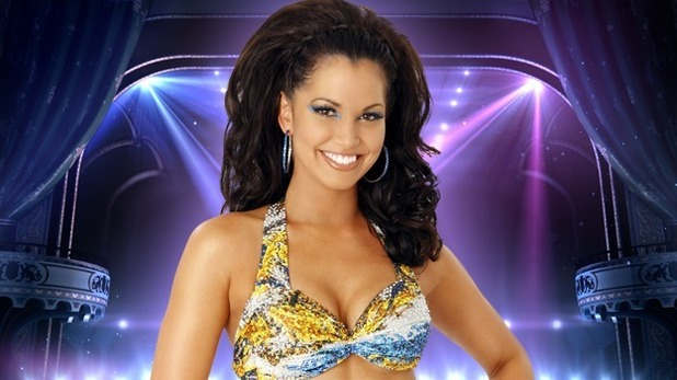 Dancing with the Stars 2012: Melissa Rycroft