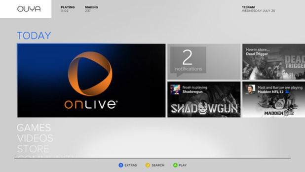 OnLive comes to OUYA