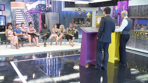 Big Brother 2012: Day 51