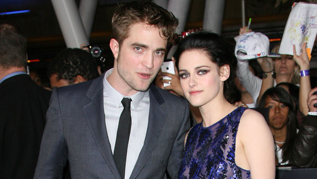 Robert Pattinson, Kristen Stewart The Twilight Saga: Breaking Dawn - Part 1 World Premiere held at Nokia Theatre L.A. Live Los Angeles, California - 14.11.11Mandatory Credit: Adriana M. Barraza / WENN.com