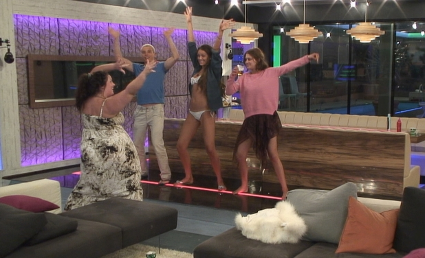 Big Brother Day 54: Dance endurance task