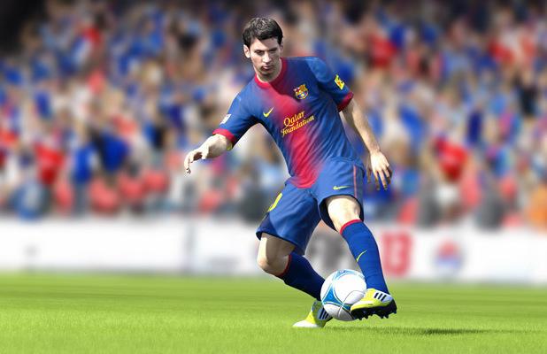 Messi screenshot