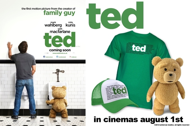 TED merchandise / competition