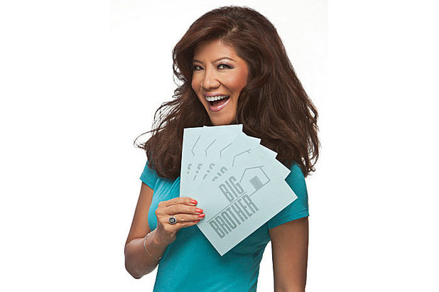 Big Brother USA host Julie Chen