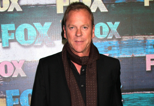 Kiefer Sutherland attends the Fox All-Star party held at Soho House in Soho, California