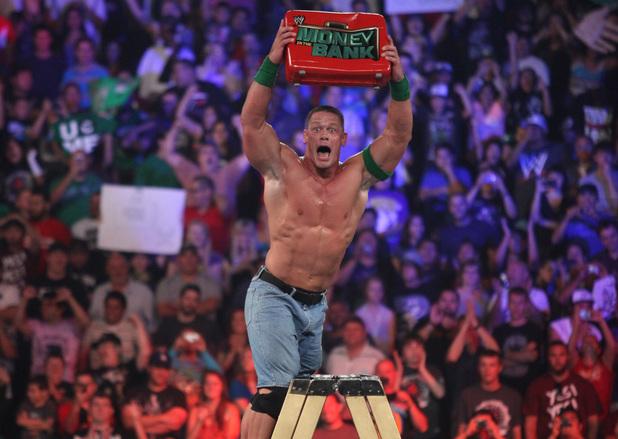 John Cena WWE Raw