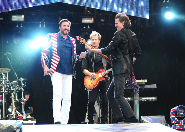 Duran Duran at BT London Live