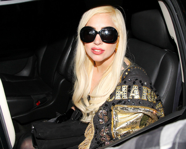 Lady GaGa in Los Angeles - July 10, 2012