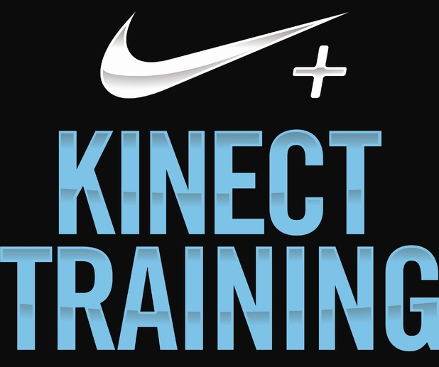 'Nike+ Kinect Training' logo