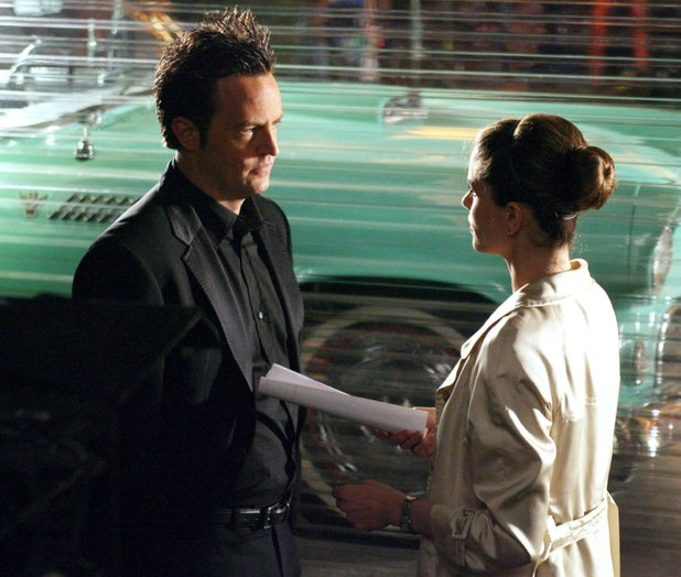 'Studio 60 on the Sunset Strip' - Amanda Peet, Matthew Perry, 'Pilot'
