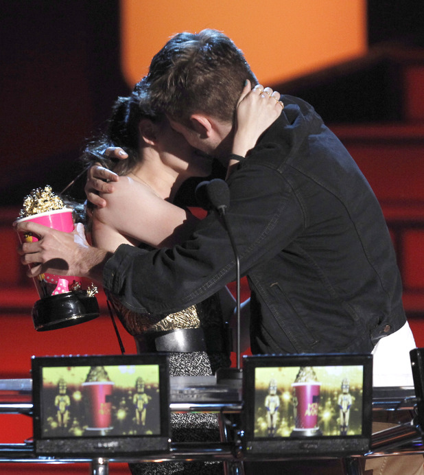 Best MTV Movie Award kisses gallery