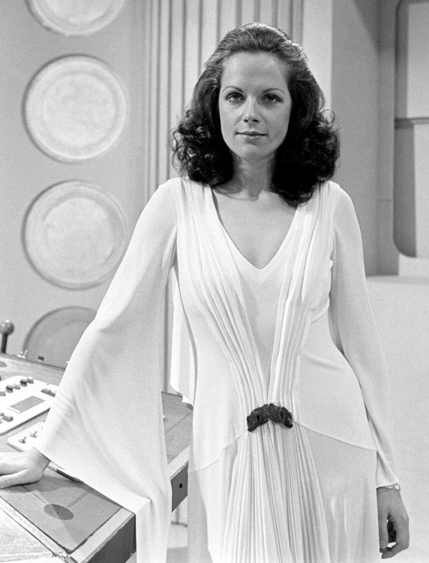 Mary Tamm as Romana