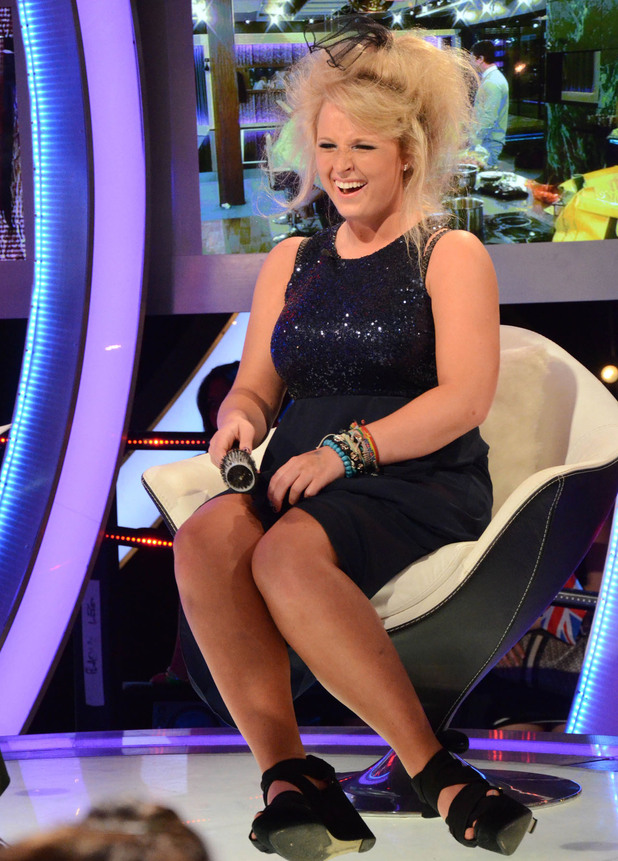 Big Brother's Caroline is the 8th housemate to be evicted