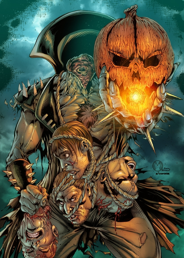 Zenescope's Sleepy Hollow