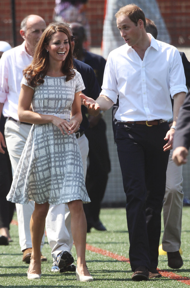 Duchess of Cambridge, Prince William, Olympics 2012