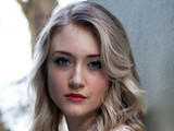 Ashley Slanina Davies as Amy Barnes in Hollyoaks