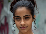 Mandip Gill as Phoebe Jackson in Hollyoaks