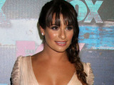 Lea Michele attends the Fox All-Star party held at Soho House in Soho, California