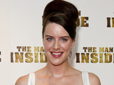 Ex-&#39;Eastenders&#39; star Michelle Ryan attends the premiere of her new movie &#39;The Man Inside&#39; at the Vue cinema in Leicester Square, London