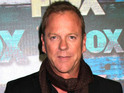 Kiefer Sutherland records dialogue for an unannounced Mortal Kombat project.