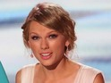 Taylor Swift also says she resents being linked to male friends in the tabloids.