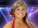 Shawn Johnson says that DWTS rehearsals aren't seeing her shed pounds.
