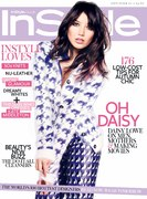 InStyle cover, September