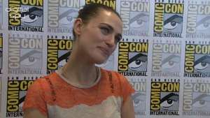Katie McGrath, Colin Morgan talk 'Merlin' dragons and Mordred