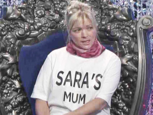 Big Brother 2012 - Day 56: Sara's mum in nominations
