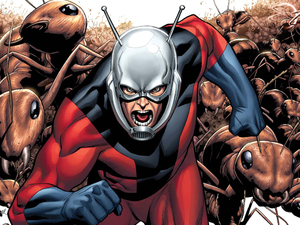 Edgar Wright's 'Ant-Man'