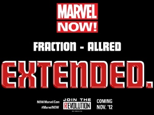Marvel Now! Promo: Fraction - Allred - Extended.